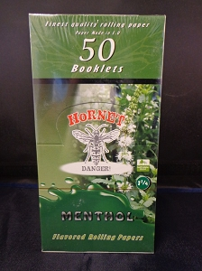 Hornet Menthol Papers