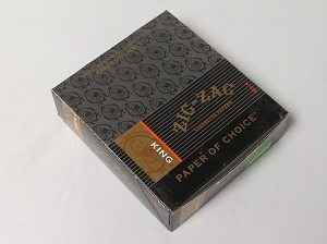 Zig Zag Papers King Size