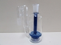 14mm Clear Blue Big Honeycomb Side Car Ash Catcher(Buy 2pc $20.99)