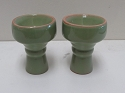 Colored Green Hookah Bowl ( Buy 2 pc $ 1.25 Each )