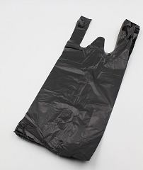 6x4x15 Plastic Black Bags 800pc in Box