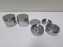 42m 4 Part Aluminum Grinder (Buy 6pc $1.75)