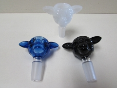 14mm Yoda Colored Design Bowl (Buy 6pc $3.99)