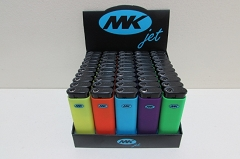 MK Jet Torch Lighters Color Finish ZY-218-C 50ct