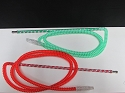 Colored Plastic Hose W/ French Tip ( Buy 2 pc $ 3.50 Each )