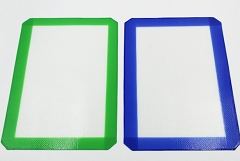 8x12 Non Stick Silicone Pad for Wax( Mixed Colors)