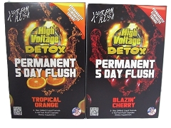 High Voltage Detox Permanent 5 Day Flush 16oz