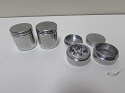 32mm 4 Part Aluminum Grinder (Buy 6pc $1.50)