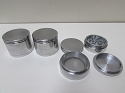 63mm 4 Part Aluminum Grinder (Buy 3pc $3.50)