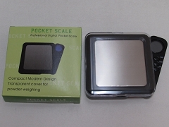 Pocket Professional Digital Scale 100g x 0.01G