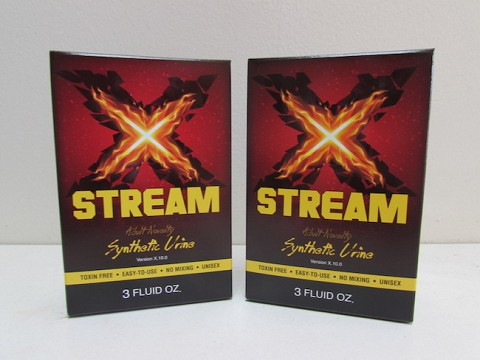 X Stream Synthetic Urine 1ct (100pc $3.99 )