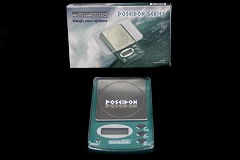 Digiweigh POSEIDON 1000g/0.1g GREEN DW-1000POS-G