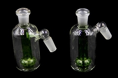 14mm Green Showerhead Ash Catcher