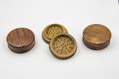 Polished Wood Grinders