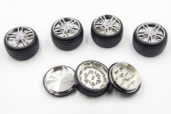 3 Part Tire Design Grinder AA-84 (Buy 12pc $3.99 each)