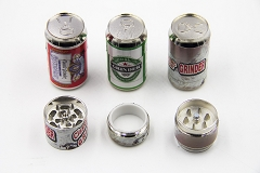 Pop Can Grinder 3 Part (Buy 12pc $4.50)