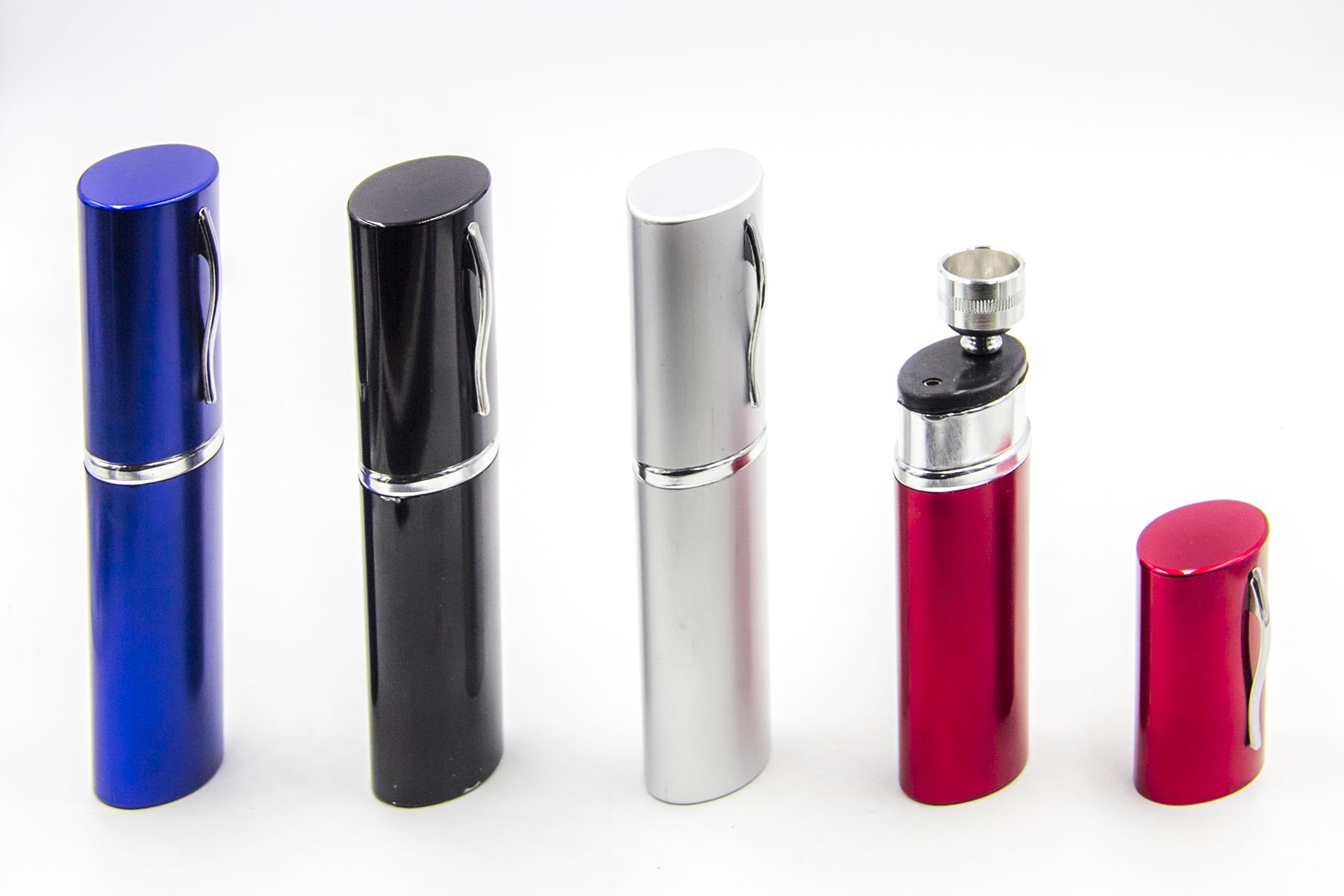 Portable Tobacco Pipe Hidden Inside Glasses Case Buy 6pc