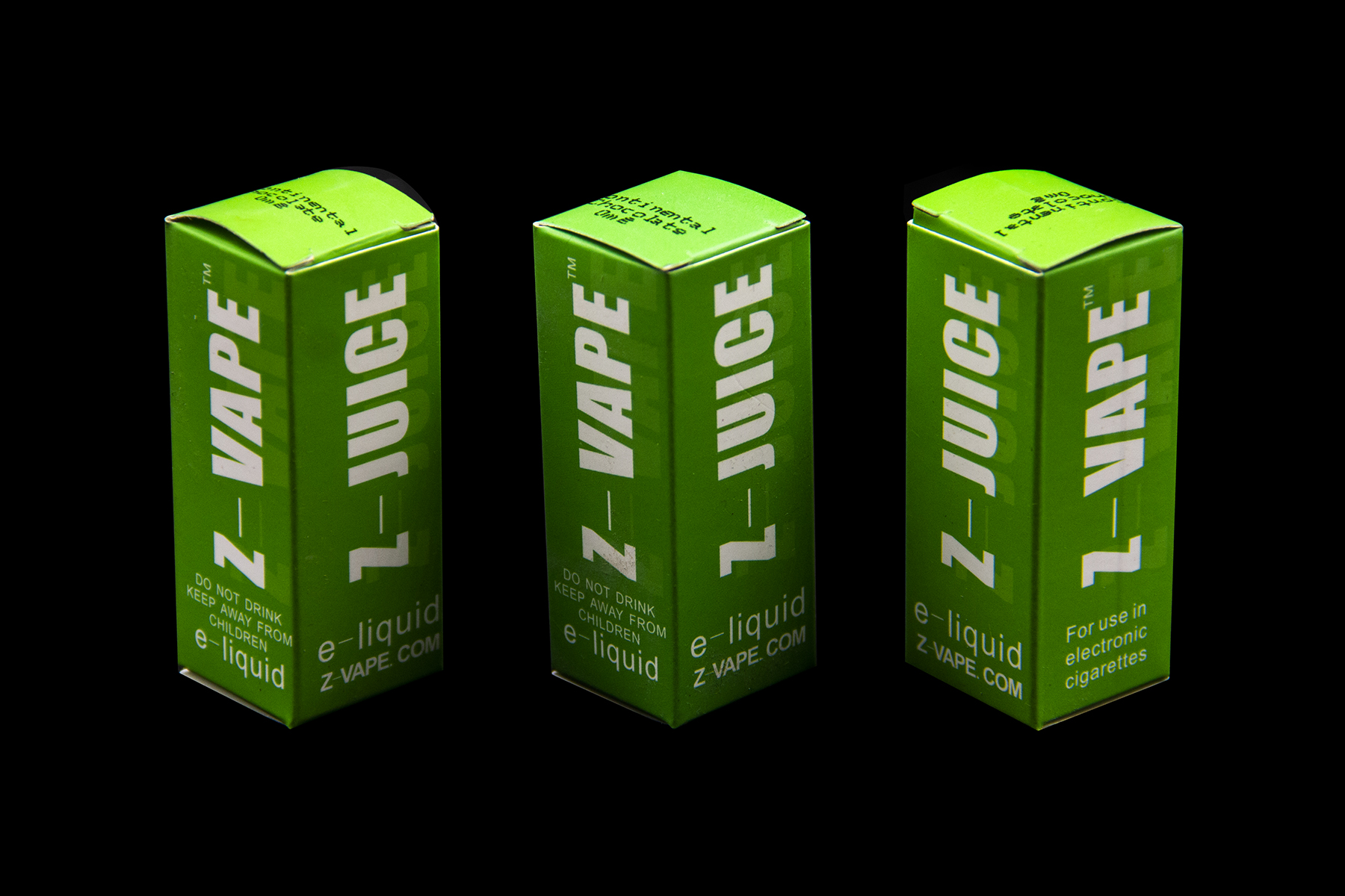Z-Vape Liquid (E-Juice) mix and match