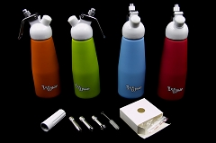 Ice Whip Dispenser 0.5Liter (Mixed Colors)