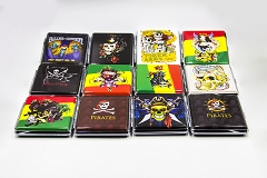 King Size Skull Themed Cigarette Case (Buy 12pc Display $1.99 each)