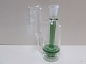 14mm Clear Green Big Honeycomb Side Car Ash Catcher