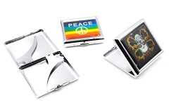 Mixed Designed Metal Cigarette Cases