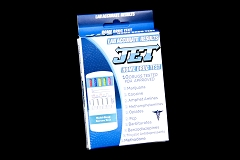 Jet 10 Panel Home Drug Test Kit (10 Drugs Tested)