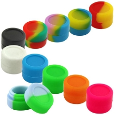 2ml Mixed Colored Silicone Container
