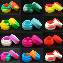3ml Mixed Colored Silicone Container