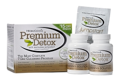 Herbal Clean Premium Detox 7 Day Cleansing Kit