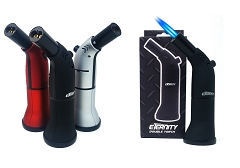 Eternity Cannon Premium Double Torch Lighter Mixed Colors 99-ED129