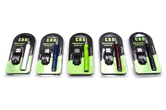 CBD 350mah Battery & Charger Kit (Mixed Colors)