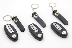 Car Remote Keychain Pipe (Buy 24pcs $2.99 each)
