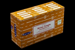 Nag Champa 15gms 12 packs/box Divine Temple Incense