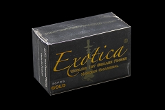 Exotica Black Gold 36pc Charcoal