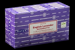 Nag Champa 15gms 12 packs/box Lavender Incense