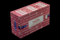 Nag Champa 15gms 12 packs/box Fresh Rose Incense