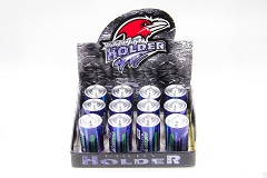 D Battery Pill Box 1ct ( Buy 12 Pc $ 1.50 Each )