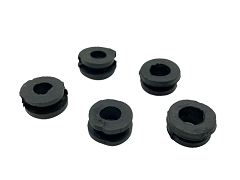 Round Rubber Grommets 1ct