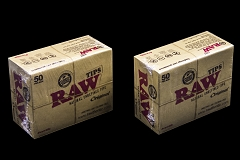 Raw Tips 50CT
