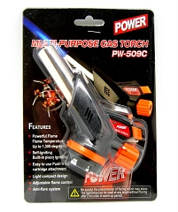 Power Multi Purpose Gas Torch Head PW-509C
