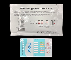 12 Panel Drug Urine Test (12 Drugs Tested)