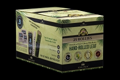 25 Rollies / Pouch - 8 Units Per Display Box King Palm