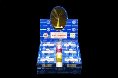 Nag Champa Incense Cones (1dz pks of 12 Cones each)
