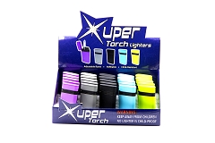 SGE Zuper Torch Slim Finish Torch Lighters 25ct 98-1166