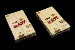 Raw Organic Hemp Papers 1 1/4