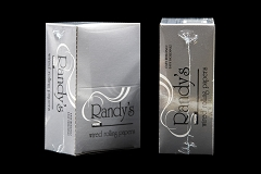 Randys Classic Wired Papers Silver