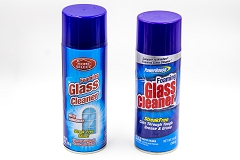Glass & Surface Cleaner Stash can