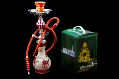 Super Hookah 30116D Red