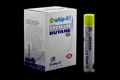 Whip-it Premium Butane 400ML Buy 1 Get 1 Free (Buy 6 Cans Get 6 Free) Total 12 Pcs.